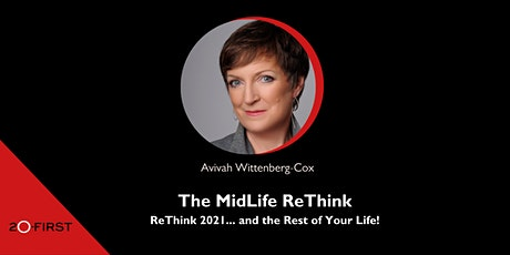 The MidLife ReThink with Avivah Wittenberg-Cox tickets