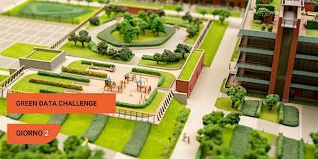 Green Data Challenge: giorno 2 biglietti