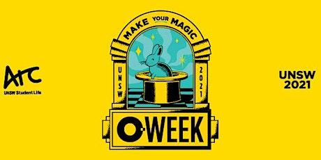 O-Week Term 2 | Fun & Friends tickets