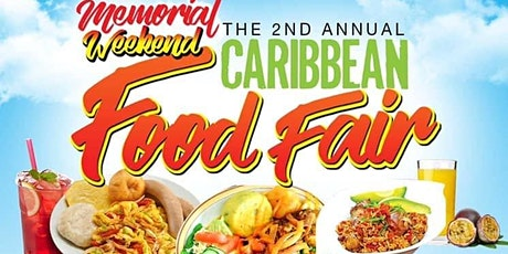 Atlanta Caribbean Food Fair tickets