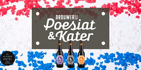 KONINGSNACHT vieren in Amsterdam @ The Alfred x Brouwerij Poesiat & Kater tickets