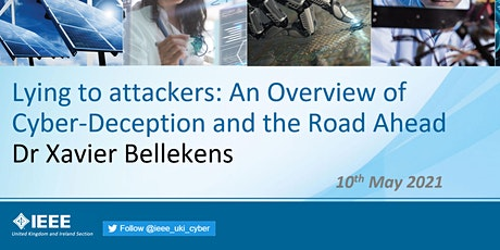 Lying to attackers: An Overview of Cyber-Deception and the Road Ahead tickets