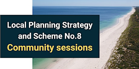Peppy Beach| Your plan, your say community info session tickets
