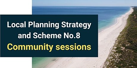 Elgin | Your plan, your say community info session tickets