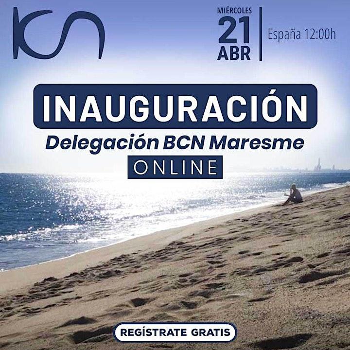 Imagen de INAUGURACIÓN KCN BCN Maresme Speed Networking Online 21Abr