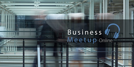 Business Meetup Online Vol. 04 tickets