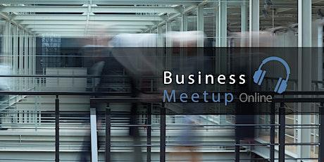 Business Meetup Online Vol. 04 Tickets