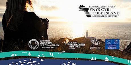 Caffi Cybi  -  English Language. Intro to Holy Island Landscape Partnership tickets
