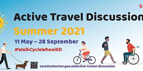 Active Travel Discussion - Kirkintilloch, Lenzie, Waterside and Twechar tickets