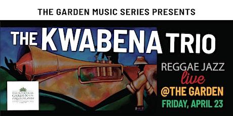 Garden Music Series tickets