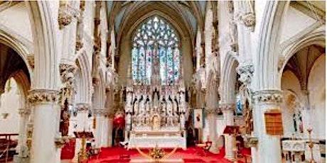 English Martyrs Church Streatham -  Sunday 18th April  9.30am  Mass tickets