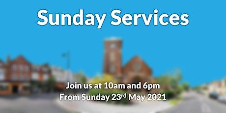 Sunday Online tickets