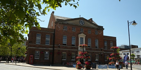 Ian Jelf's Somerset Day (Virtual) Tour of Taunton tickets