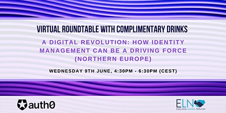 A Digital Revolution: How Identity Management can be a Driving Force tickets