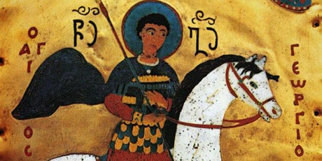 Historical Discussion Group - Saint George: Myth and Man tickets