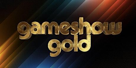 Cocktail Gameshow Gold tickets