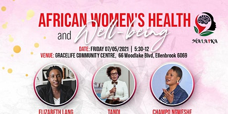 African Women's Health and Well-being tickets