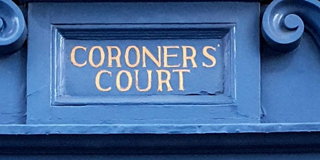 The Coroner Role & Preparing for Coroner's Inquest: Learning from Deaths tickets