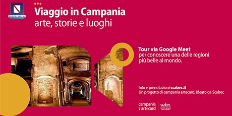 Viaggio in Campania |  Alla scoperta del Rione Sanità biglietti