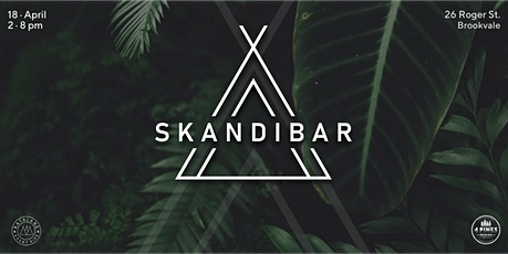 SKANDIBAR launch · art and music warehouse party tickets