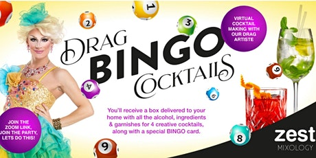 DRAG BINGO PARTY tickets