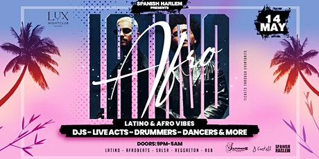 Spanish Harlem - Afro Latino tickets