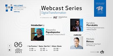 Digital Transformation tickets