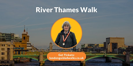 River Thames Walk tickets