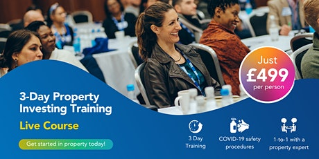 Manchester 3-Day Property Investing Training tickets