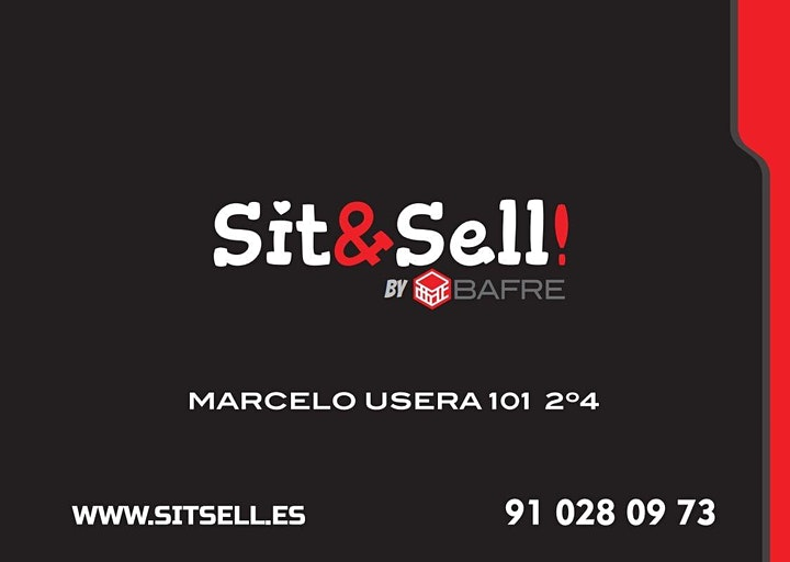 Imagen de SIT&SELL! Siéntate y vende tu vivienda!