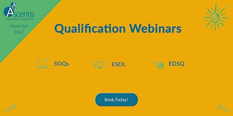 Enhance your Learner Enrichment with Ascentis Short Online Qualifications tickets