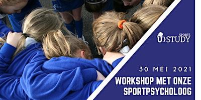 Workshop met UStudy sportpsycholoog Jamie Robbins