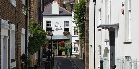 Virtual Tour - Alleys and Lanes of Hampstead tickets