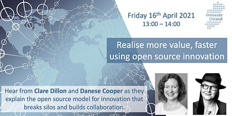 Open Source Innovation - a Speakers' Corner event from Innovate Island tickets