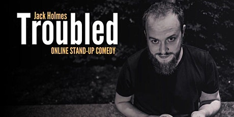 Online English Comedy: Jack Holmes tickets