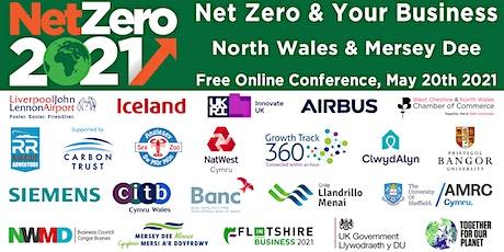 Net Zero 2021 - North Wales Mersey Dee tickets