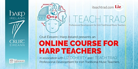 Online Course for Harp Teachers tickets