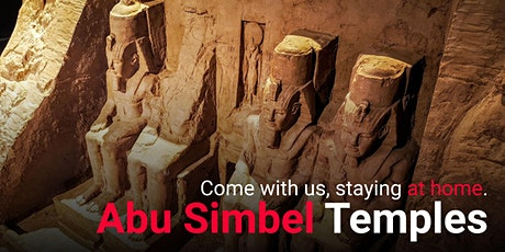 Abu Simbel: Ancient Egypt Virtual Guided Tour tickets