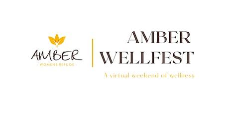 Amber Wellfest tickets