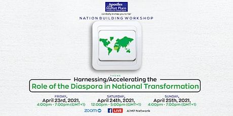 AiMP Nation Building Workshop 1 tickets
