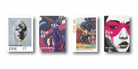 An Post Saorstát Éireann Stamp Commission: Information Webinar tickets