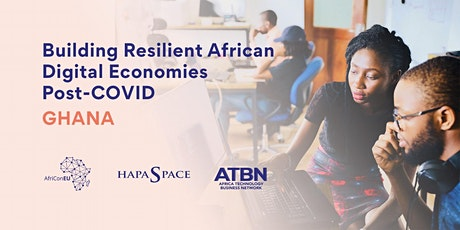 Building Resilient African Digital Economies post-COVID – Focus on Ghana tickets