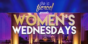 Women's Wednesdays at The Treasury