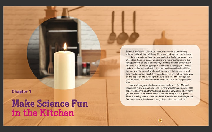Make Science Fun the Book – Online Course - Pages 1 to 37 -  Ages 5 to 11 image