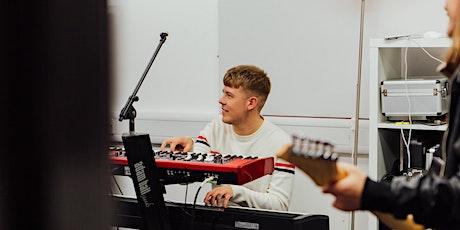 Masterclass in Modal Improvisations - A taste of music degrees! tickets