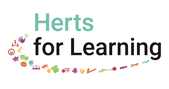 Herts for Learning - Financial Wellbeing Webinar image