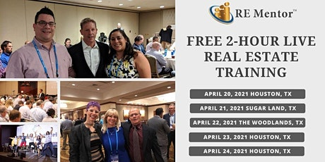 Free Training Event For Texas Real Estate Investors tickets