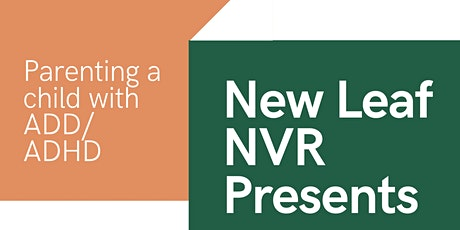 Parenting Children with ADHD using Non Violent Resistance (NVR) tickets