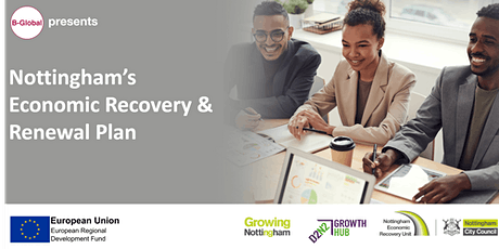 Nottingham's Economic Recovery & Renewal Plan webinar tickets