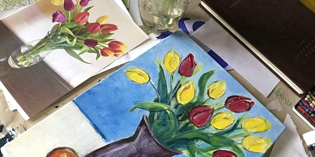 Workshop: Painting for Beginners tickets